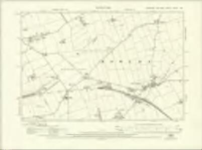 Yorkshire CCXXV.NW - OS Six-Inch Map