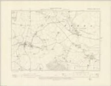 Shropshire XV.NW - OS Six-Inch Map