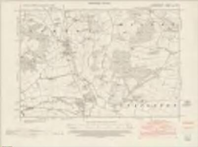 Herefordshire V.SE - OS Six-Inch Map