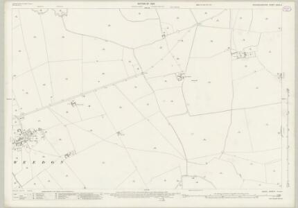 Buckinghamshire XXVIII.4 (includes: Aston Abbots; Bierton with Broughton; Weedon) - 25 Inch Map