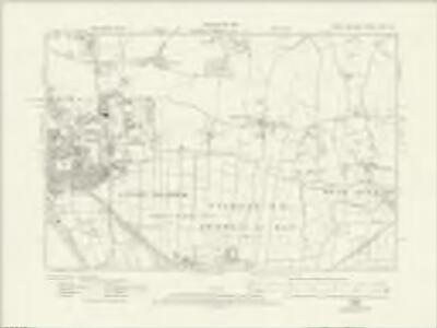 Essex nXCV.NE - OS Six-Inch Map