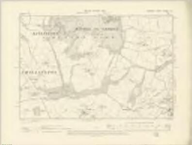Somerset LXXXVIII.SE - OS Six-Inch Map