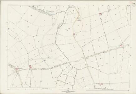 Leicestershire XIII.3 (includes: Croxton Kerrial; Eaton; Waltham) - 25 Inch Map