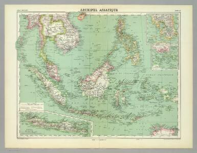 Archipel Asiatique.