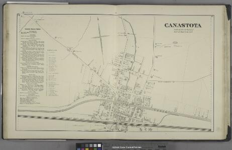 Canastota Business Notices. ; Canastota [Village]