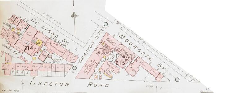 Insurance Plan of Nottingham Vol. II: sheet 30-3