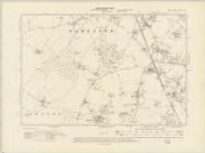 Kent XXV.SE - OS Six-Inch Map