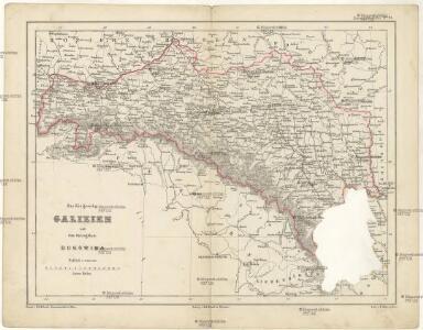 Das Königreich Galizien und das Herzogthum Bukowina