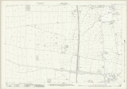 Nottinghamshire XXV.7 (includes: Carlton On Trent; Sutton On Trent) - 25 Inch Map