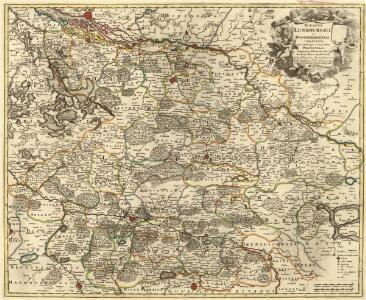 Ducatus Luneburgici et Dannebergensis Comitatus
