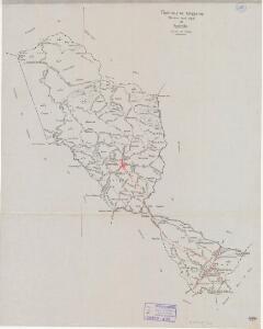Mapa planimètric de la Fatarella