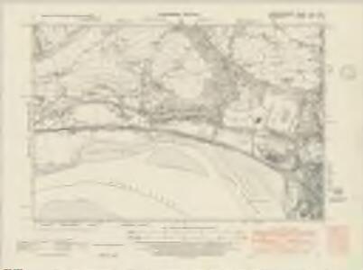 Carmarthenshire LVIII.NW - OS Six-Inch Map
