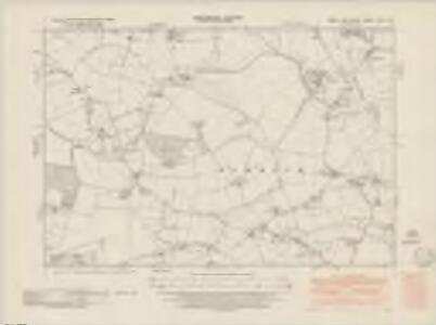 Essex nXIV.NW - OS Six-Inch Map