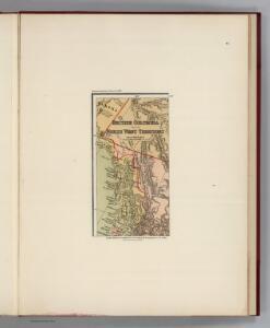 Facsimile:  British Columbia and Northwest Territory (portion).