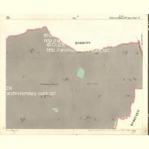 Vollmau Unter - c1279-1-009 - Kaiserpflichtexemplar der Landkarten des stabilen Katasters