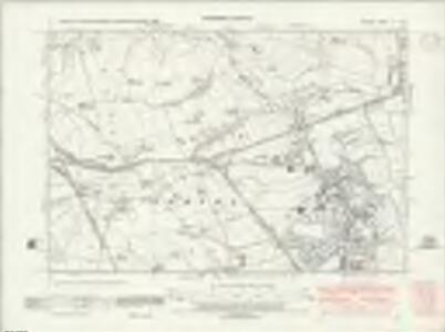 Durham L.NE - OS Six-Inch Map