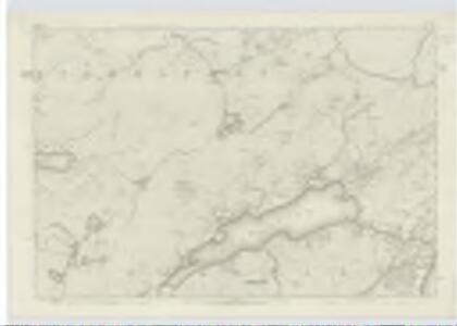 Argyllshire, Sheet CXXIII - OS 6 Inch map
