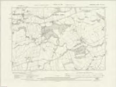 Cumberland LVIII.SW - OS Six-Inch Map