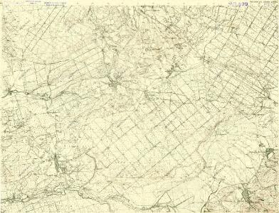 III. vojenské mapování 4558/4