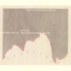 Swanow - m2990-1-004 - Kaiserpflichtexemplar der Landkarten des stabilen Katasters