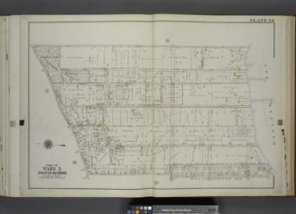 Part of Ward 5. [Map bound by Page sty (Beach),       Raritan Bay, Surf Ave, Rockaway St, Belmont Ave, Sleight Ave, Amboy Road]