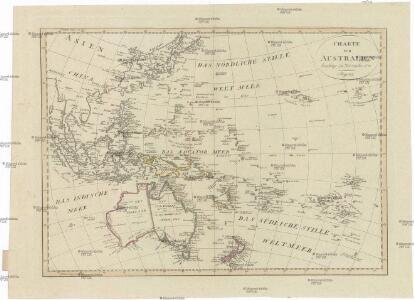 CHARTE von AUSTRALIEN