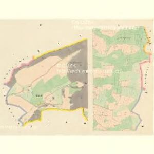 Czihan (Čyhan) - c1011-1-003 - Kaiserpflichtexemplar der Landkarten des stabilen Katasters