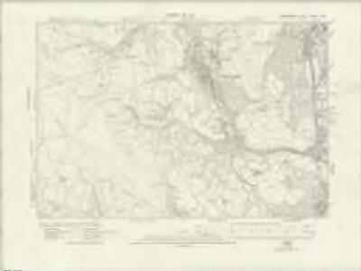 Glamorgan XXVIII.NW - OS Six-Inch Map
