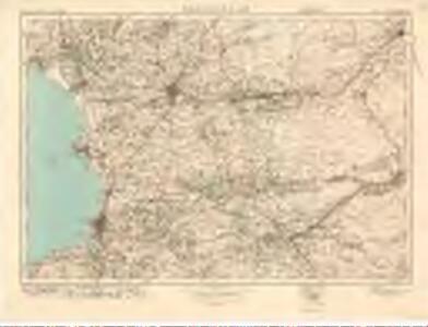 Kilmarnock  & Ayr (78) - OS One-Inch map