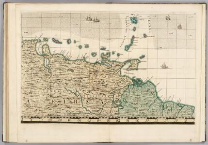 A Map of the British Empire in America. (Sheet 20).