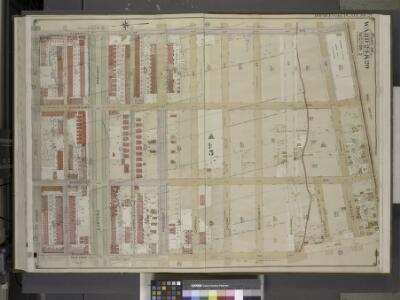 Brooklyn, Vol. 2, Double Page Plate No. 27; Part of   Wards 24 & 29, Section 5; [Map bounded by Albany Ave., East New York Ave. (Old   Earl St.); Including  New York Ave., St. Johns PL. (Douglass St.)]