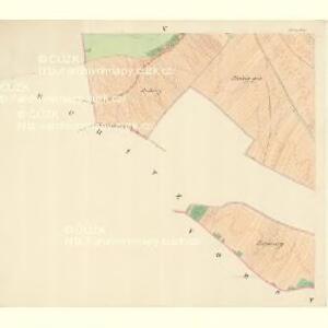 Chilitz (Chilice) - m1000-1-005 - Kaiserpflichtexemplar der Landkarten des stabilen Katasters