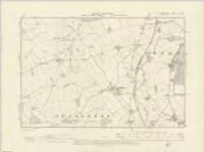 Shropshire XLI.SW - OS Six-Inch Map