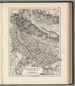 North-Western Provinces, Oudh, and Nepal.