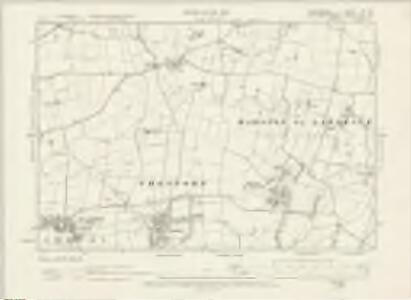 Oxfordshire VI.NE - OS Six-Inch Map