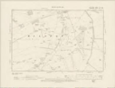 Wiltshire LV.NW - OS Six-Inch Map