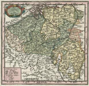 Des Burgundischen Creisses Südlicher theil oder Oesterreichissche Niederlande