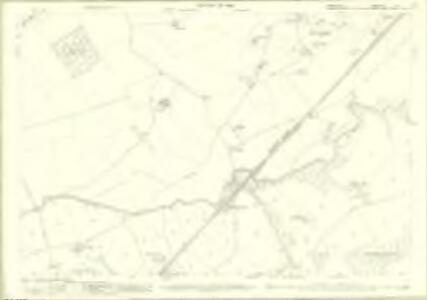 Lanarkshire, Sheet  003.05 - 25 Inch Map