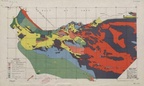 Soil map (Somalia)