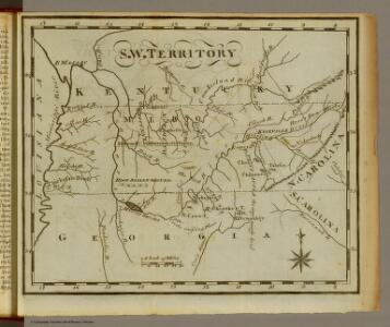 S.W. Territory.