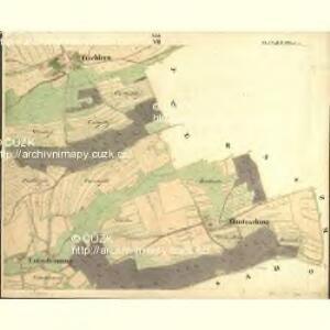 Tischlern - c6969-1-007 - Kaiserpflichtexemplar der Landkarten des stabilen Katasters