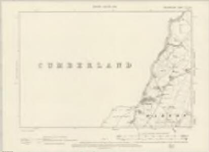 Westmorland VII.NW - OS Six-Inch Map