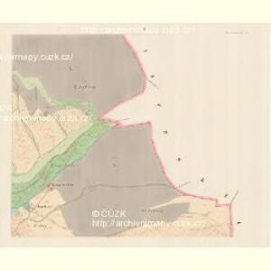 Trzemoschna (Trzemossna) - c8065-1-004 - Kaiserpflichtexemplar der Landkarten des stabilen Katasters