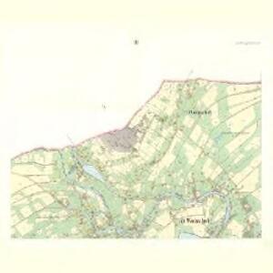 Alt Warnsdorf - c8331-1-003 - Kaiserpflichtexemplar der Landkarten des stabilen Katasters