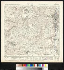 Meßtischblatt [7326] : Heidenheim, 1928