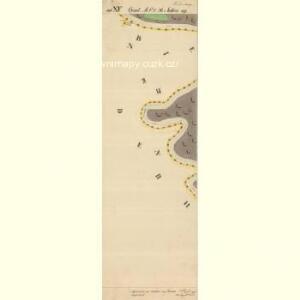 Lunderburg - m0243-1-031 - Kaiserpflichtexemplar der Landkarten des stabilen Katasters