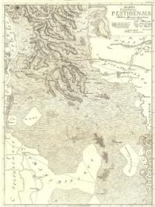 Mappa Comitatus Pesthiensis Methodo Astronomico-Geometrica, concinnata.