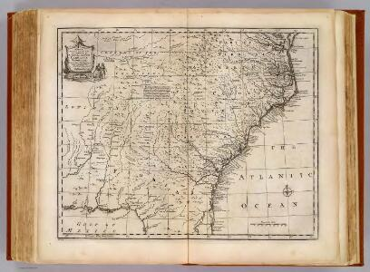 N. & S. Carolina, Georgia &c.