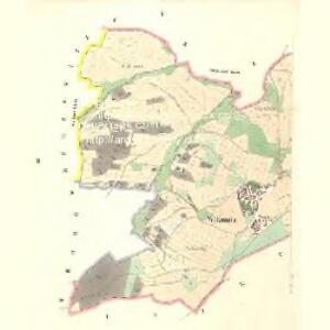 Wlkonitz - c8694-1-001 - Kaiserpflichtexemplar der Landkarten des stabilen Katasters