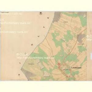 Leinbaums - c3147-1-003 - Kaiserpflichtexemplar der Landkarten des stabilen Katasters